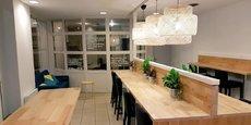 La Maison de l'eau a réorganisé ses locaux pour accueillir la Source, le nouvel espace de Bordeaux Technowest