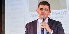 Alexandre Parot, PDG du groupe Parot