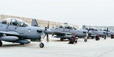 L'armée de l'air nigériane attend depuis un an la livraison de 12 Super Tucano A-29 censés renforcer et moderniser leurs capacités aériennes dans la guerre contre Boko Haram.