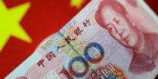 Les investissements étrangers en Chine, exprimés en dollars, n'ont progressé que de 5,4% sur les onze premiers mois de 2017.