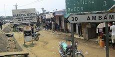 C'est à Kye-Ossi, ville frontalière camerounaise que le commando a été interpellé par les forces de sécurité du Cameroun.