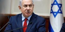 Benjamin Netanyahu a balayé lundi toute ingérence israélienne dans les manifestations. C'est non seulement faux, c'est risible, a-t-il dit.