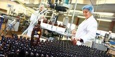 Les produits de la marque Lovéa fabriqués dans le laboratoire Biocos de Revel