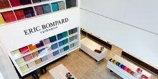 Créé il y a plus de 30 ans, le groupe Eric Bompard compte 56 boutiques et revendique le rang de leader européen du cachemire.