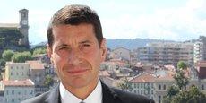 David Lisnard, Maire de Cannes et Vice-président de l'Association des Maires de France