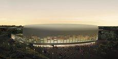 A compter du 24 janvier 2018, la Bordeaux Métropole Arena pourra accueillir jusqu'à 11.300 spectateurs.