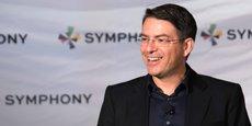 David Gurlé, le fondateur de la startup dont la messagerie cryptée est plébiscitée dans la finance, était venu en janvier en France pour annoncer l'ouverture d'un bureau de recherche & développement à Sophia-Antipolis.