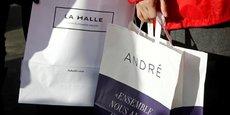 La maison-mère Vivarte a annoncé il y a près d'un an la mise en vente de l'enseigne centenaire de chaussures, André.