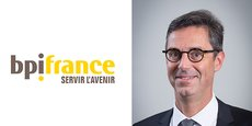 Laurent de Calbiac est le nouveau directeur régional Bpifrance Bordeaux