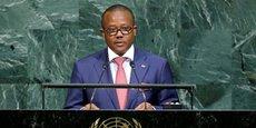 Umaro Sissoko Embalo avait été nommé à la tête du gouvernement en novembre 2016.