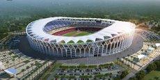 Le futur stade d'Ebimpe devrait être opérationnel d'ici à l'automne 2019.