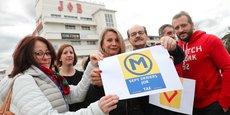 Des riverains des Sept Deniers réclament une station de métro devant l'ancienne usine de papier Job