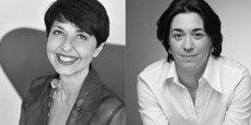 Christine Fabresse, Présidente du Directoire de la Caisse d'Epargne Languedoc-Roussillon est la mentor de Bénédicte Laurent, Fondatrice de Namae Concept