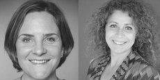 Julie Lamy, Présidente de Kitinnova est mentor de Nadège Payet-Tisset, Créatrice de Bloom& Boost