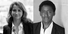 Hélène Chaplain, Managing director - Products Accenture est mentor de Virginie Nestor, Manager Accenture Consulting