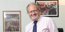 Bernard Belletante, directeur général d'emlyon business school, depuis 2014.