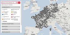 Web Geo Services surperforme avec sa solution de localisation intelligente pour le retail