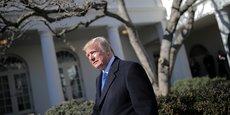 DONALD TRUMP RENOUVELLE LE PROGRAMME DE SURVEILLANCE DE LA NSA