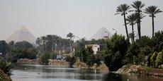 L'Egypte affiche une grande dépendance vis-à-vis du Nil. En plus d'irriguer l'agriculture, le fleuve est également la première source d'eau potable.