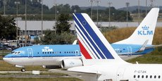 Air France-KLM clôture l'année 2017 avec de solides résultats, dans un environnement économique porteur, a indiqué le Pdg du groupe Jean-Marc Janaillac
