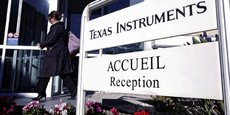TEXAS INSTRUMENTS ÉGALE LE CONSENSUS; L'ACTION RECULE