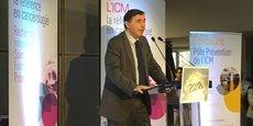 Marc Ychou, directeur général de l'ICM