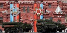 la livraison du système de défense antimissile S-400 à partir de 2019 est le principal sujet d'inquiétude de Washington en Turquie