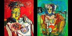 Le travail de Simone Picciotto ne relève pas de l'art brut au sens propre du terme mais plutôt de l'outsider art ou de l'art singulier