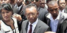Le président malgache Hery Rajaonarimampianina est entré ce jeudi 25 janvier dans sa cinquième année au pouvoir.