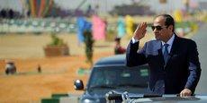 A ce jour, Abdel Fattah al-Sissi, au pouvoir depuis 2014, est le seul candidat officiellement en lice pour l'élection qui aura lieu entre le 24 et le 26 mars 2018.