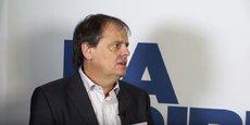 Philippe Boiron, directeur général du Critt Agroalimentaire de La Rochelle