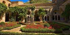 L'abbaye de Fontfroide pourrait devenir un Grand Site d'Occitanie.