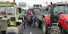 Les agriculteurs avaient déjà paralysé Toulouse en 2018.
