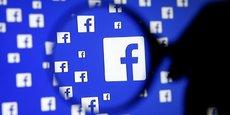 Facebook est le plus grand réseau social au monde avec 2,13 milliards d'utilisateurs actifs mensuels.