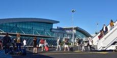 En 2017, l'aéroport de Rennes a bien confirmé son envol. Alors qu'en mars, Easyjet assurera des vols low-cost supplémentaires vers Lyon, la plateforme a embarqué plus de 724 000 passagers (640 000 en 2016) vers 29 destinations en direct, soit 12 en France et à l'international, sur des court et moyen-courriers.