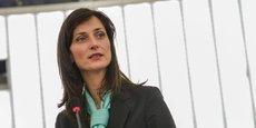 La commissaire européenne à l'Economie numérique, Mariya Gabriel