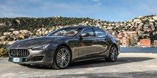 Aucune berline au monde ne ressemble à une Maserati Ghibli grâce à ce design.
