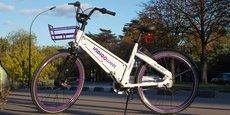Une première flotte de 500 vélos est déployée aujourd'hui à Bordeaux.