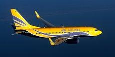 ASL Airlines opère depuis Bordeaux avec un Boeing 737-300