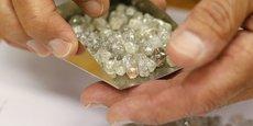Au Zimbabwe, la filière diamantifère table désormais sur un volume de production de 12 millions de carats d'ici à 2023.