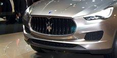 Maserati affiche une rentabilité désormais proche de celle de Porsche. Cette dynamique a notamment été portée par le Levante, le premier SUV de la marque de luxe.