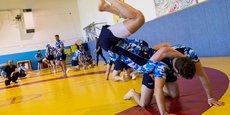 Le CREPS de Font-Romeu, centre national d'entraînement en altidude, est un site-clef dans la stratégie régionale en vue des JO de 2024