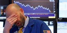 L'indice qui mesure la volatilité implicite du S&P 500 est retombé vendredi de 4,4 points à 29,06, après avoir atteint un pic de 50 mardi, contre environ 13 points le jeudi 1er février, la veille du début du mouvement de correction.