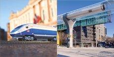 Le TGV sera-t-il détrôné dans les décennies à venir par de nouveaux modes de transport ?