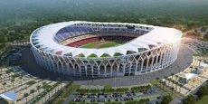 Le stade omnisports Ahmadou Ahidjo de la capitale Yaoundé devrait abriter des matches de la phase finale de la CAN 2019 au Cameroun.