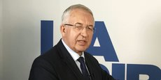 Gilles Recour, directeur de l'Agropole et de l'Agrotec