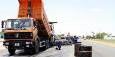 Selon la Banque africaine de développement, les besoins infrastructurels de l'Afrique demeurent considérables, alors que le continent n'investit dans les infrastructures que l'équivalent de 4% de son PIB.