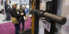 Les ventes d'armes à feu de Remington ont fortement baissé ces derniers mois