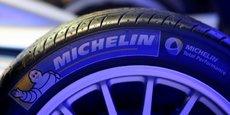 Michelin a vu sa marge opérationnelle à peine éraflée malgré le très fort impact des matières premières.