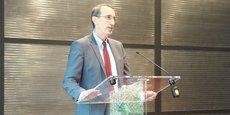 Pascal Tachon, face aux décideurs locaux, le 16 février